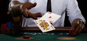 Online blackjack players